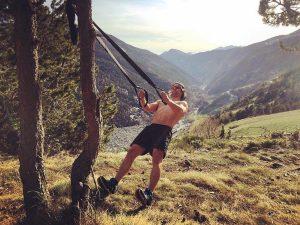 ATHLETE Outdoors Strength training