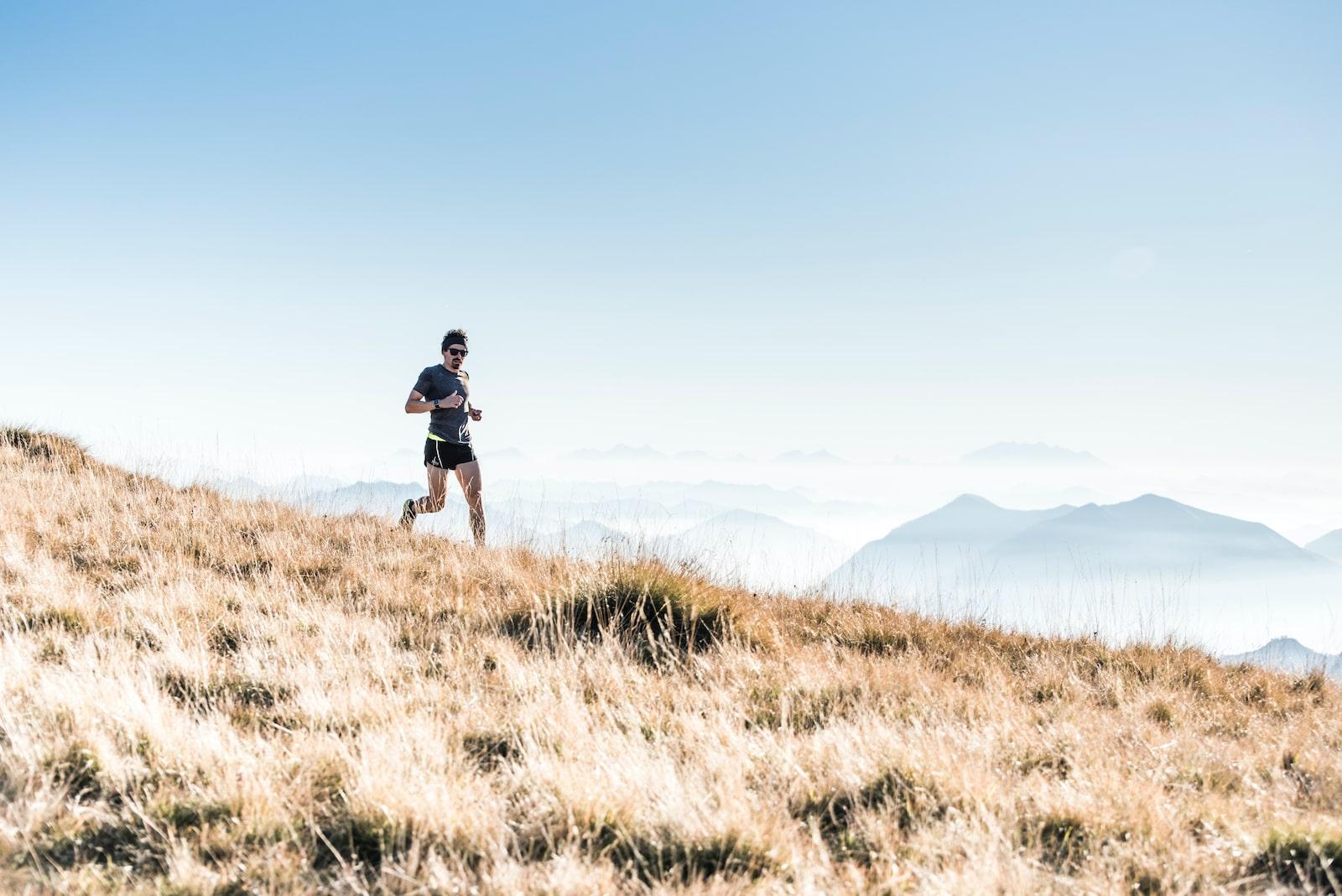 ATHLETE Trail running
