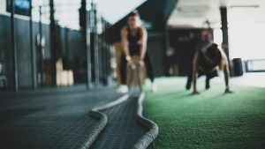 Strength and conditioning fitness coach